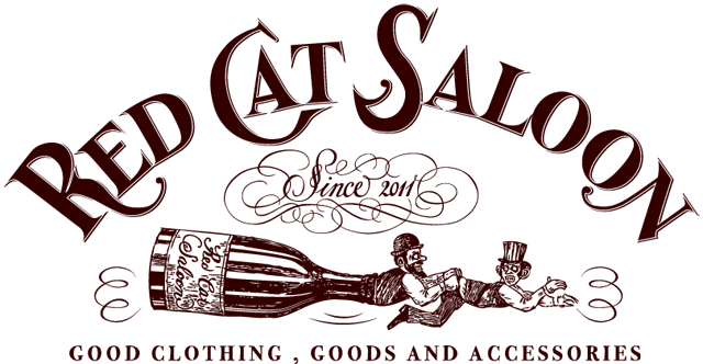 Red Cat Saloon, Good Clothing, Good And Accessories