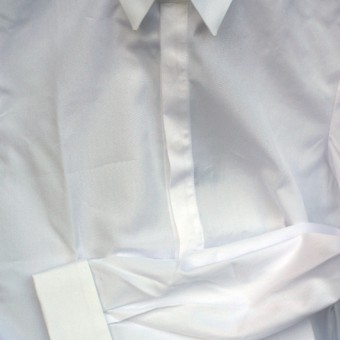 100/2 BROAD CLOTH SHIRT ADDED CUFF LINKS
