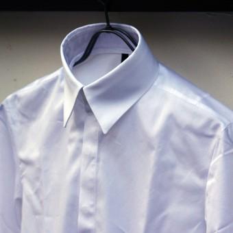 100/2 BROAD CLOTH SHIRT ADDED CUFF LINKS