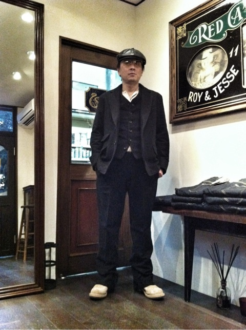 自転車屋 神戸市 中央区 自転車屋 : OLD JOE スーツ | Red Cat Saloon