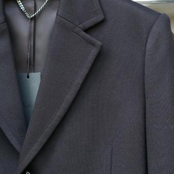 R/N ストレッチツイルジャケット