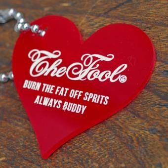 TRUE HEART KEY HOLDER