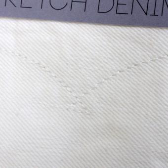BASIC STRAIGHT DENIM PANTS