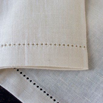 FRENCH HEM HANDKERCHIEF