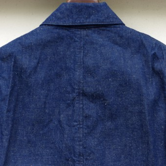 NEP DENIM WORK COAT