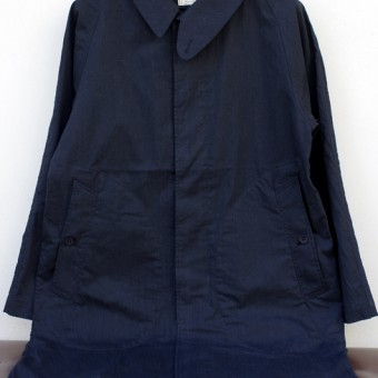 FADED NYLON WATERPROOF SPRING COAT