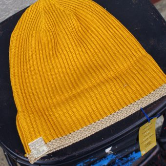 SUMMER KNIT CAP [COTTON]