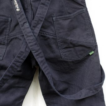 BELTLESS PANTS [OXFORD]