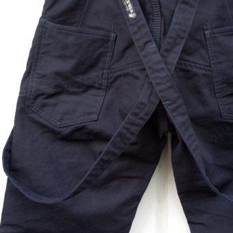 BELTLESS PANTS [OXFORD]