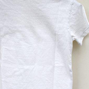 T-SHIRTS [OFF+INK BLACK] SET w/ECCO BAG
