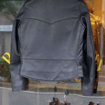 AD-02W SHEEP SKIN DOUBLE RIDERS JKT WOMEN