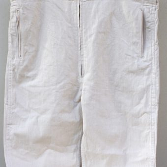 LIGHT DECK PANTS [ECRU-DENIM]
