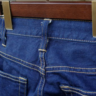 I-LINE DENIM PANTS