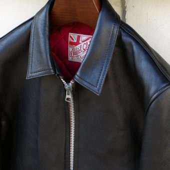 AD-01 SHEEP SKIN CENTER ZIP JKT