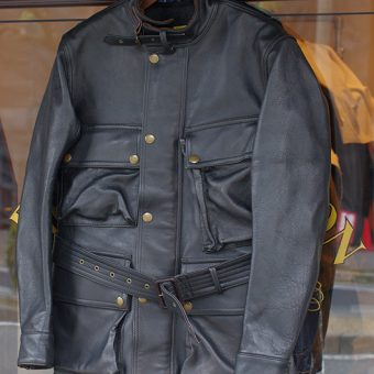 AD-10 SHEEPSKIN BMC JACKET