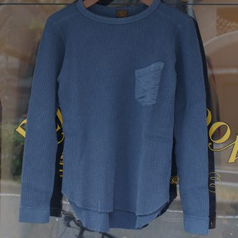 26/2 BD WAFFLE THERMAL-TEE 2PACK w/ECCO BAG