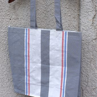 MAISON PLISSON ORIGINAL TOTE BAG
