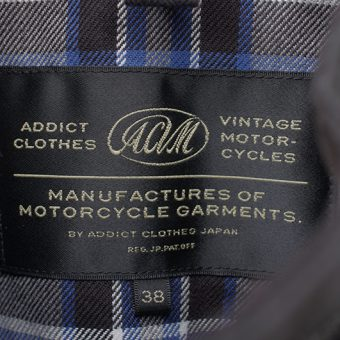 ACV-WX01 WAXED RESISTANCE JACKET