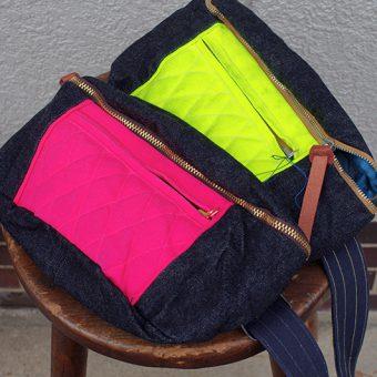 SLING BAG -COMBI-