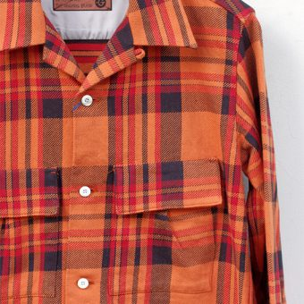 BIG BLOCK CHECK SHIRTS