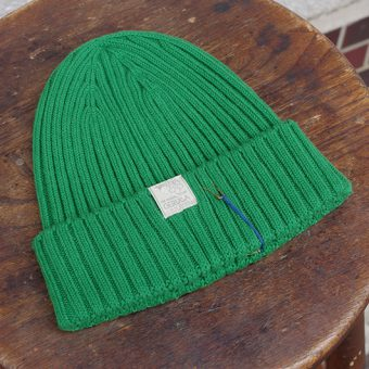 SUMMER COTTON KNIT CAP