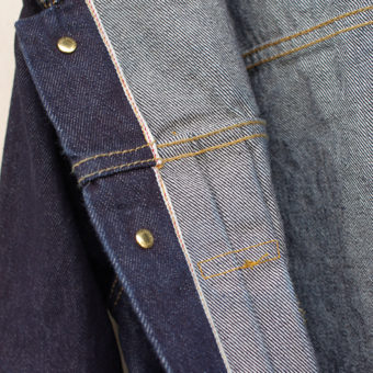 ALL IN ONE [MEN'S] 13.0oz SELVEDGE DENIM