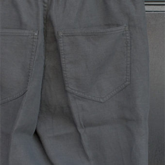 1/25 x 1/25 JAPAN LINEN 鬼オックス WIDE PANTS